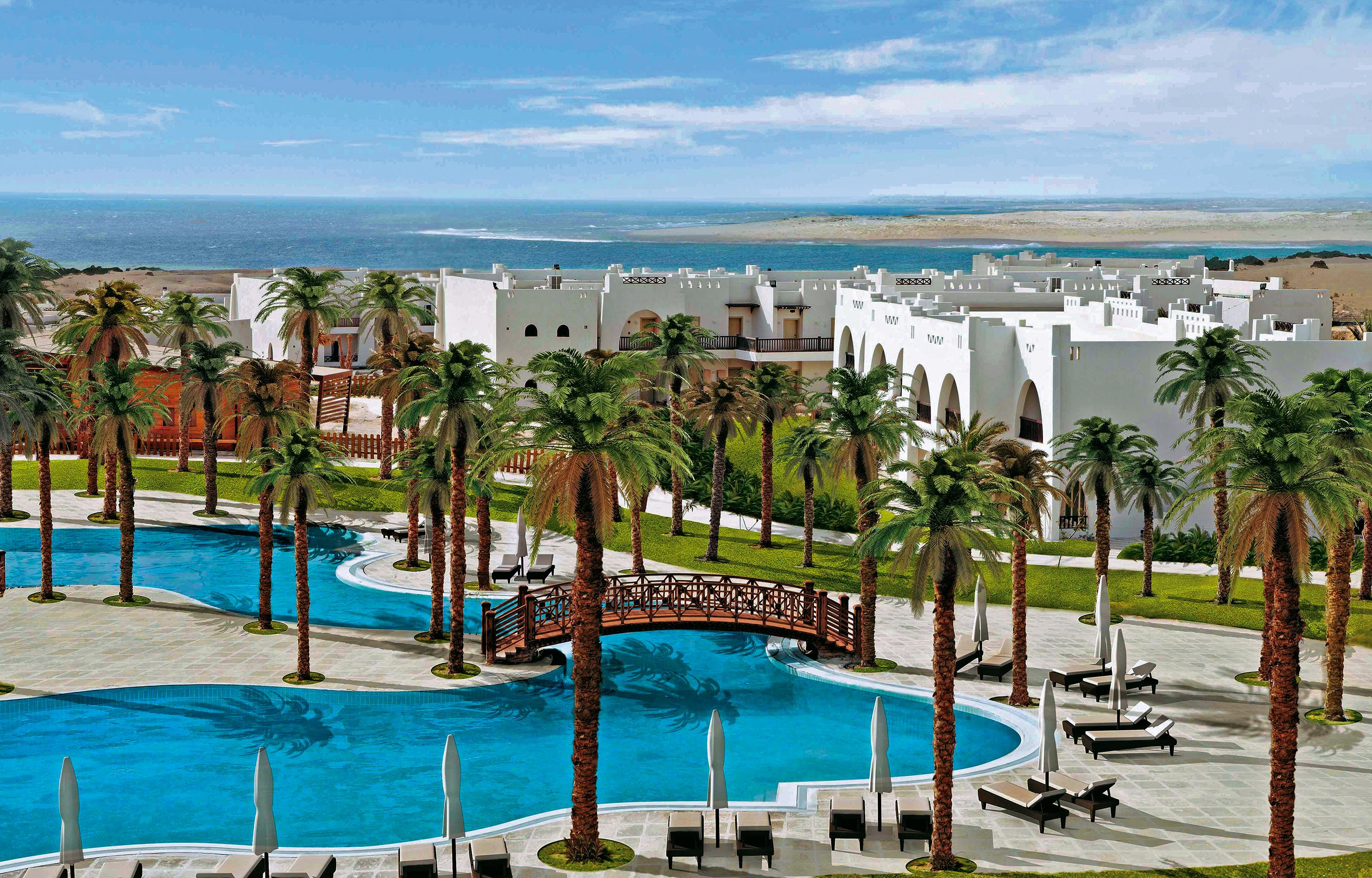 Hilton Nubian 5*  | R.pl